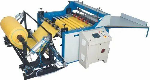 HDPE Fabric Cutting Machine