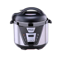 Black Bajaj Digital Pressure Cooker
