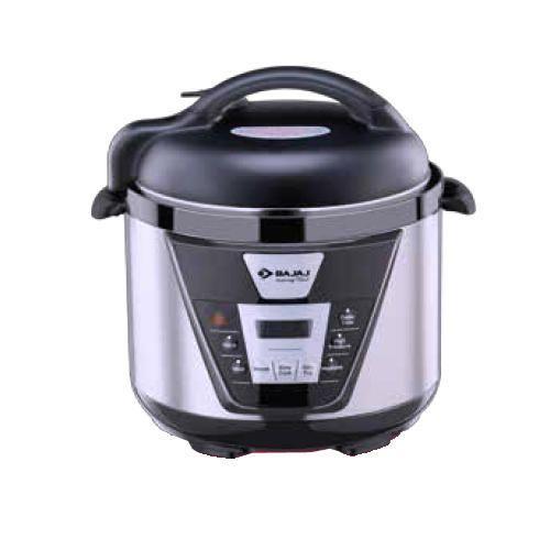 Kitchen Utencils Bajaj Digital Pressure Cooker