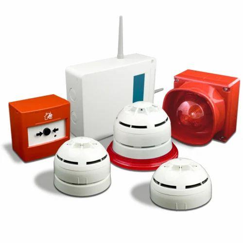 Wireless Fire Detection System, आग संसूचक प्रणाली in Ashok Stambh, Nashik ,  Shri Jiyaji Automation Systems   ID: 14405529588