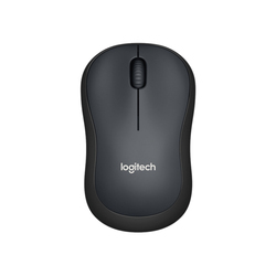 Logitech M221 Silent Wireless Mouse Charcoal