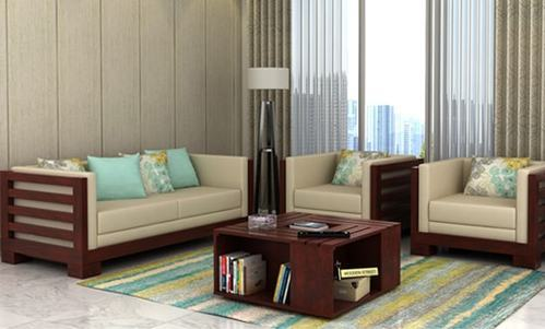 Wooden Sofa Set Rs 31000 Unit Vishwakarma Furniture House Id