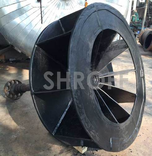 Custom Rubber Lined Blowers