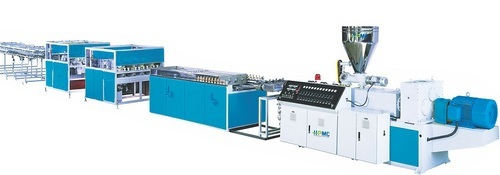 Hpmc Wpc Profile Machine Capacity 250 Kg Hr 150 Hp Rs 12000000