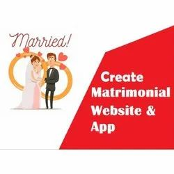 PHP/JavaScript Dynamic Matrimonial Website Development Service, With 24*7 Support