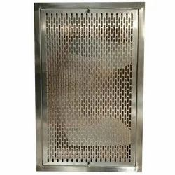 Modern Stainless Steel SS Preforated Grill
