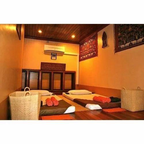Massage Room Interior Design Service