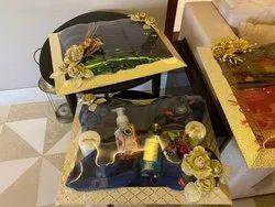 Decorative Tray Wedding Trousseau Packing