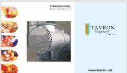 Heat Exchanger Stainless Steel
