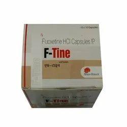 Fluoxetine HCL Capsule IP