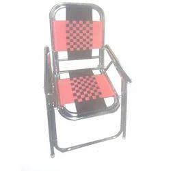 Micra Folding Metal Chair