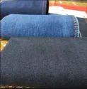 Cotton Black Denim Fabric