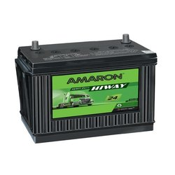 Truck Amaron Heavy Duty Highway Battery, 12 V