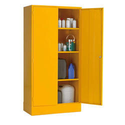 Chemical Storage Cupboard
