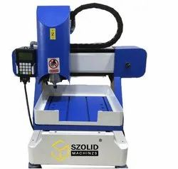 CNC Gold Deep Engraving Machine SZOLID RM02