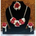 Artificial Floral Jewellery-005