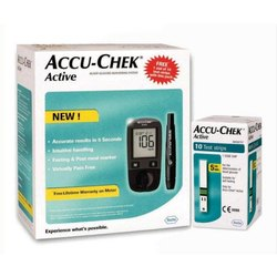 10-600 mg/dl(0.6-33.3 mmol/L) Temperature During testing Accu-Chek Glucometer