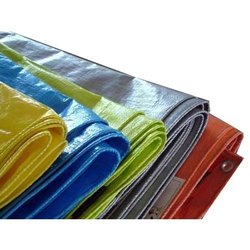 SRF GSM 150 PE Tarp, Thickness: 3-4 Mm, Packaging Type: Bundle