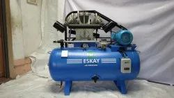 Eskay High Pressure 10 HP Double Stage Air Compressor