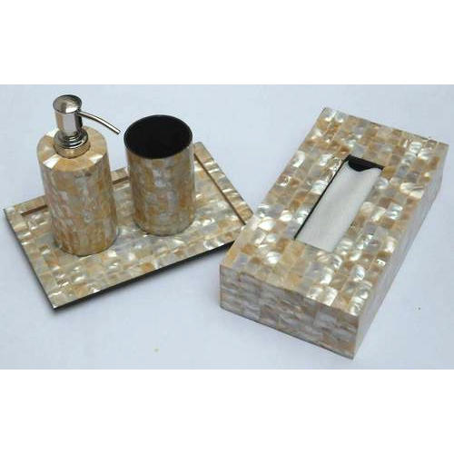 Pearl Bathroom Accessories At Rs 2500