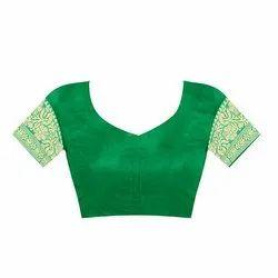 Green Rama Blouse