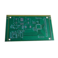 Rectangular Single Side PCB Board