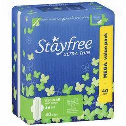 Stayfree Sanitary Napkins
