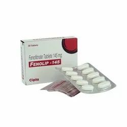Fenofibrate 145mg Tablet