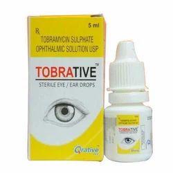 Tobramycin Sulphate Drops