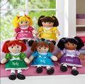 Kids Cuddle Time Rag Doll
