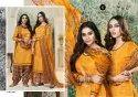 Kalarang Rangat Jam Silk Cotton Summer Wear Salwar Kameez