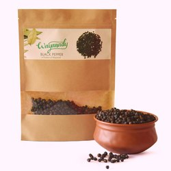 Wayanady Whole Wayanad Black Pepper, For Cooking, Packaging Size: Unit