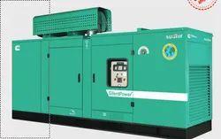 75 440 KVA Silent Generator On Rental In U.P, in Pan India, Capacity Range: 440kva To 360kwp