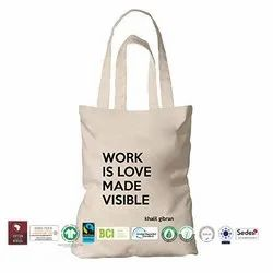 Bio Cotton Manufacturer India Shopping Bag