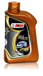 Gold Engine Oil 20W-40