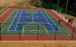 Synthetic Multi-Purpose Court