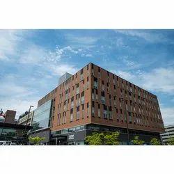 Concrete Frame Structures Hospital Construction Services