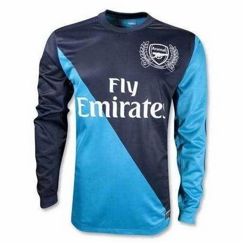 0cd1883ab Medium And Large Football Full Sleeve Jersey