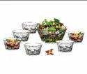 Roxx Peach 7pcs Bowl Set
