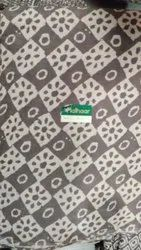 100 GSM Block Printed Fabric
