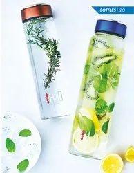 Glass Water Bottle, Capacity: 1000 Ml