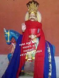 Marble Jaharveer Baba Statue