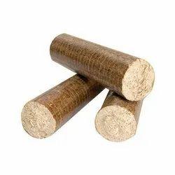 Saw Dust Sawdust Biomass Briquettes, 5-8 %, for Boiler