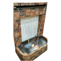 Stone Stylish Waterfall Fountain For Home Decoration