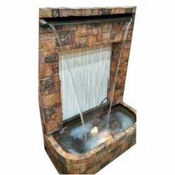 Stylish Waterfall Fountain