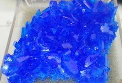 Blue Copper Sulphate, Grade Standard: Industrial Grade