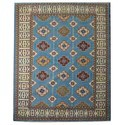 Hand Knotted Modern Style Kazak Wool Rug