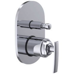 Single Lever Concealed Divertor