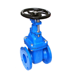 Steel Sluice Valves