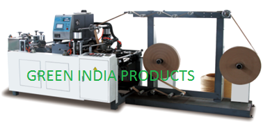 Fully Automatic Paper Bag Rope Handle Making Machine